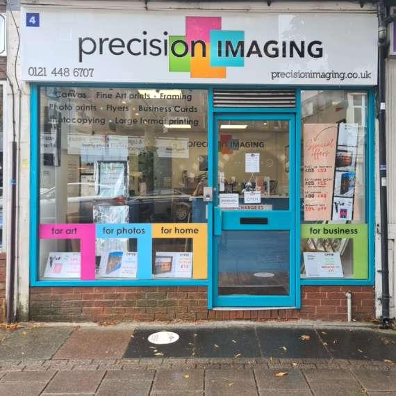 Print Shop in Kings Heath, Birmingham