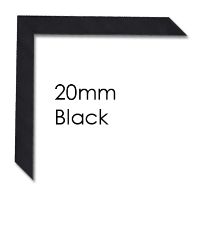 20mm black